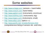 some websites
