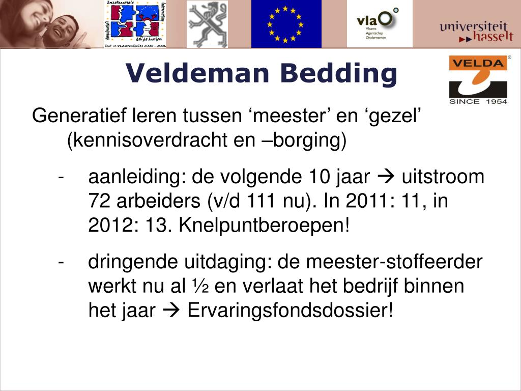 veldeman bedding l.