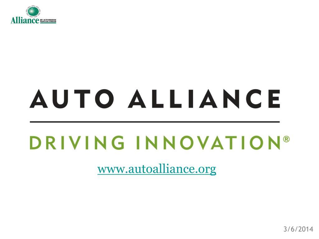 www.autoalliance.org