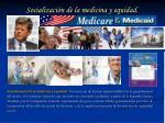 socializaci n de la medicina y equidad