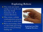 exploring robots18