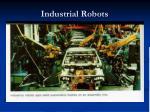 industrial robots11