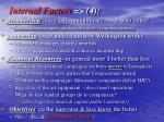 internal factors 4