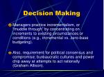 decision making62