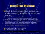 decision making63