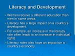 literacy and development2