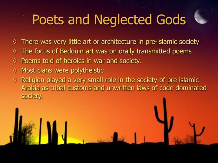 preislamic arab poetry