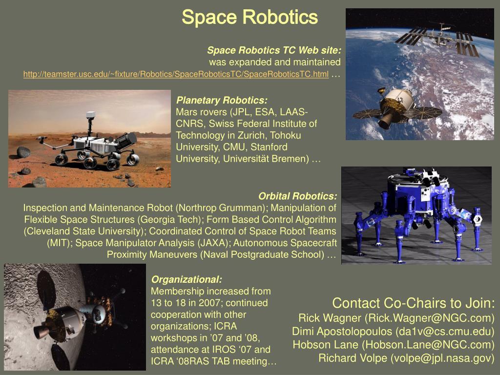 Space Robotics