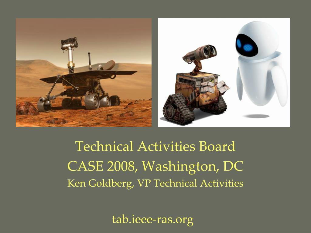 Technical Activities Board