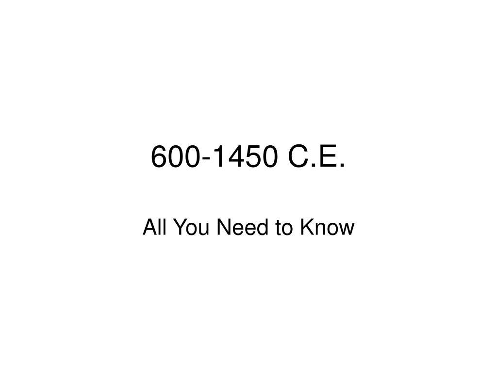 600 1450 c e l.