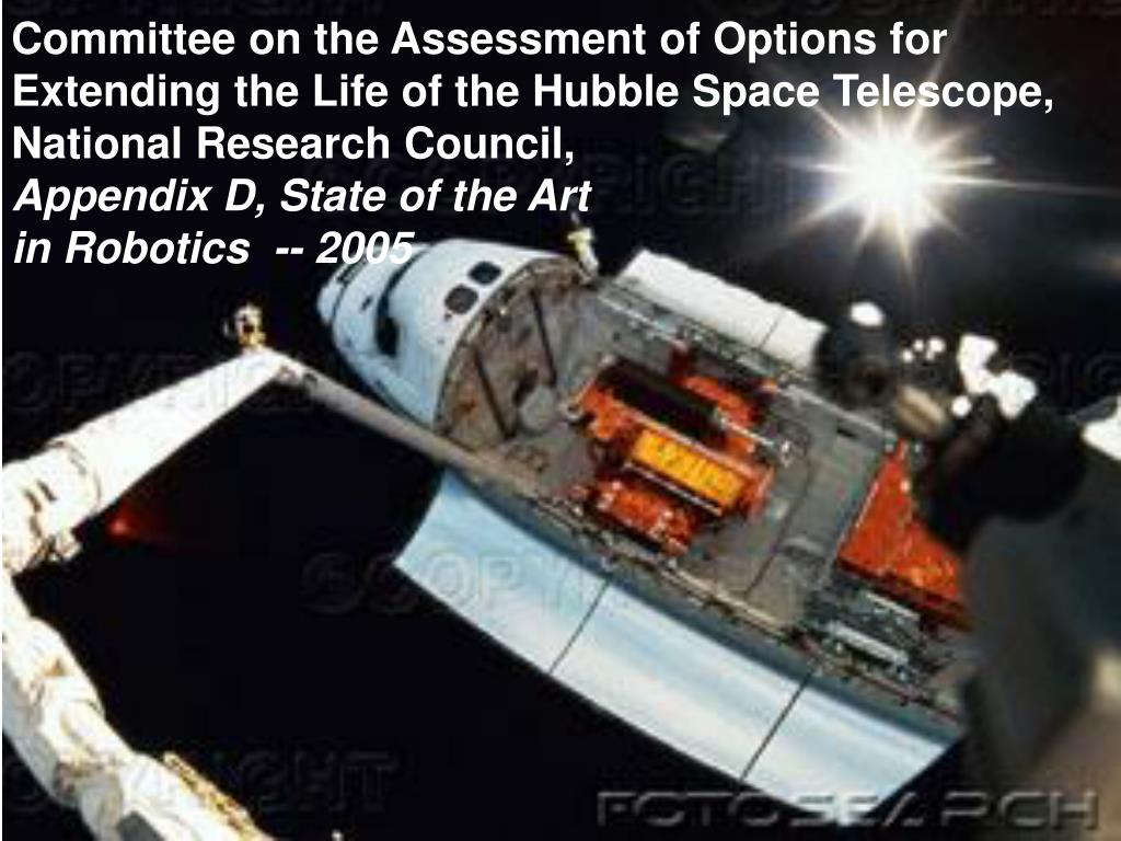 Committee on the Assessment of Options for Extending the Life of the Hubble Space Telescope, National Research Council,