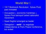 world war i39