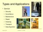 types and applications11