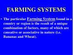 farming systems7