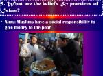 9 what are the beliefs practices of islam12