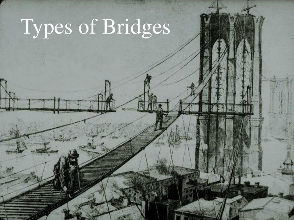 types of bridges l.