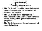 485 641 b quality assurance52