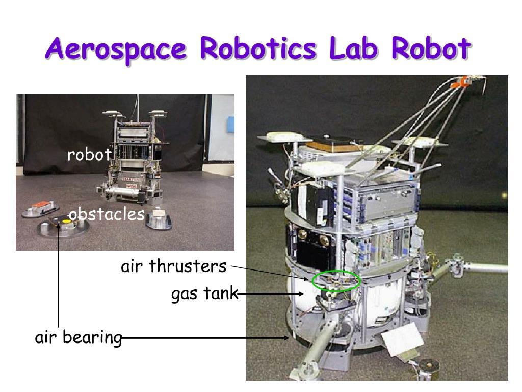Aerospace Robotics Lab Robot