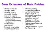 some extensions of basic problem