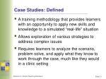 case studies defined