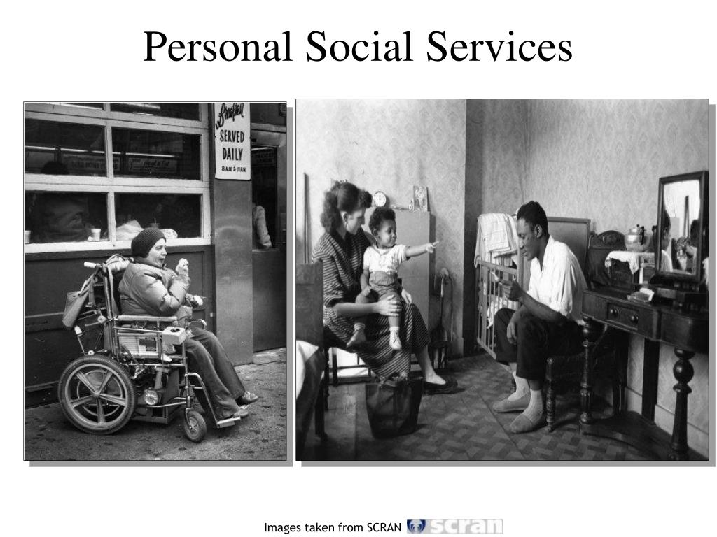 Personal Social Services