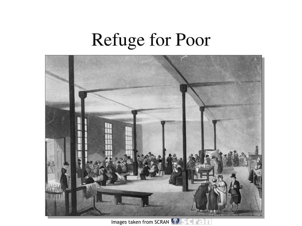 Refuge for Poor