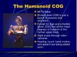 the humanoid cog
