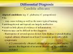 differential diagnosis candida albicans20