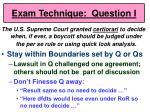 exam technique question i58
