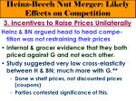 heinz beech nut merger likely effects on competition24