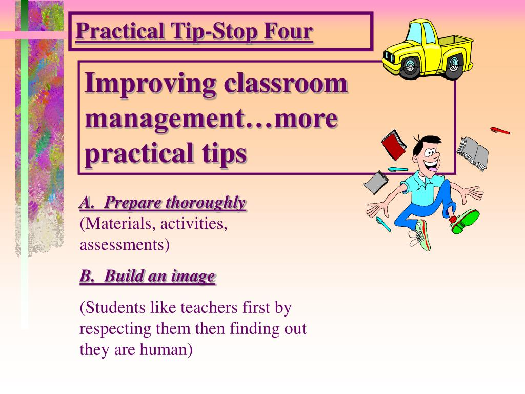 Practical Tip-Stop Four