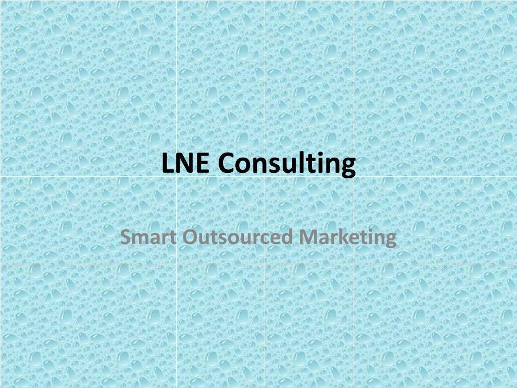 lne consulting l.