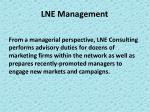 lne management