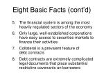 eight basic facts cont d