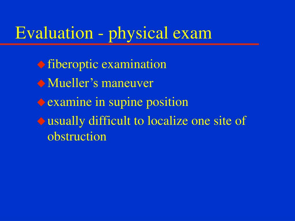 evaluation exam How to use evaluations look at this evaluation to see what a comprehensive evaluation includes and how the test information is presented.