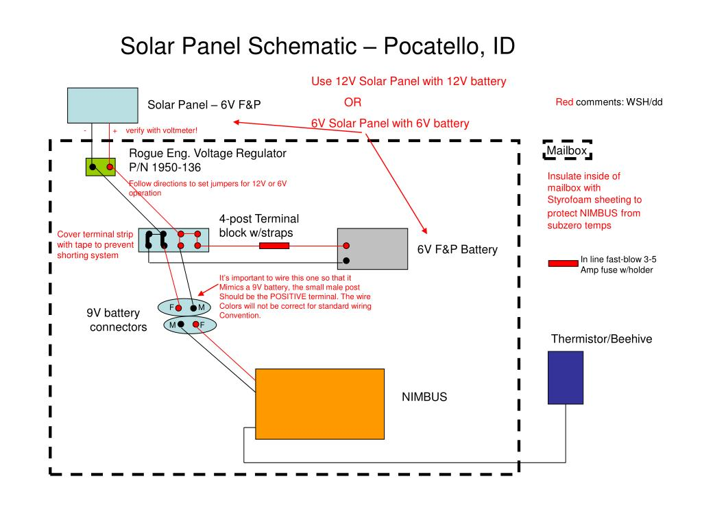solar panel schematic pocatello id l.