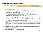 priority ceiling protocol82
