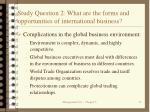 study question 2 what are the forms and opportunities of international business12