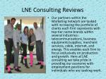 lne consulting reviews3