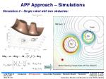 apf approach simulations41