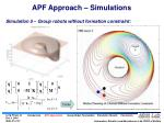 apf approach simulations44