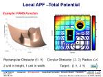 local apf total potential26