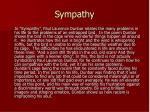 sympathy23
