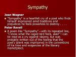 sympathy24