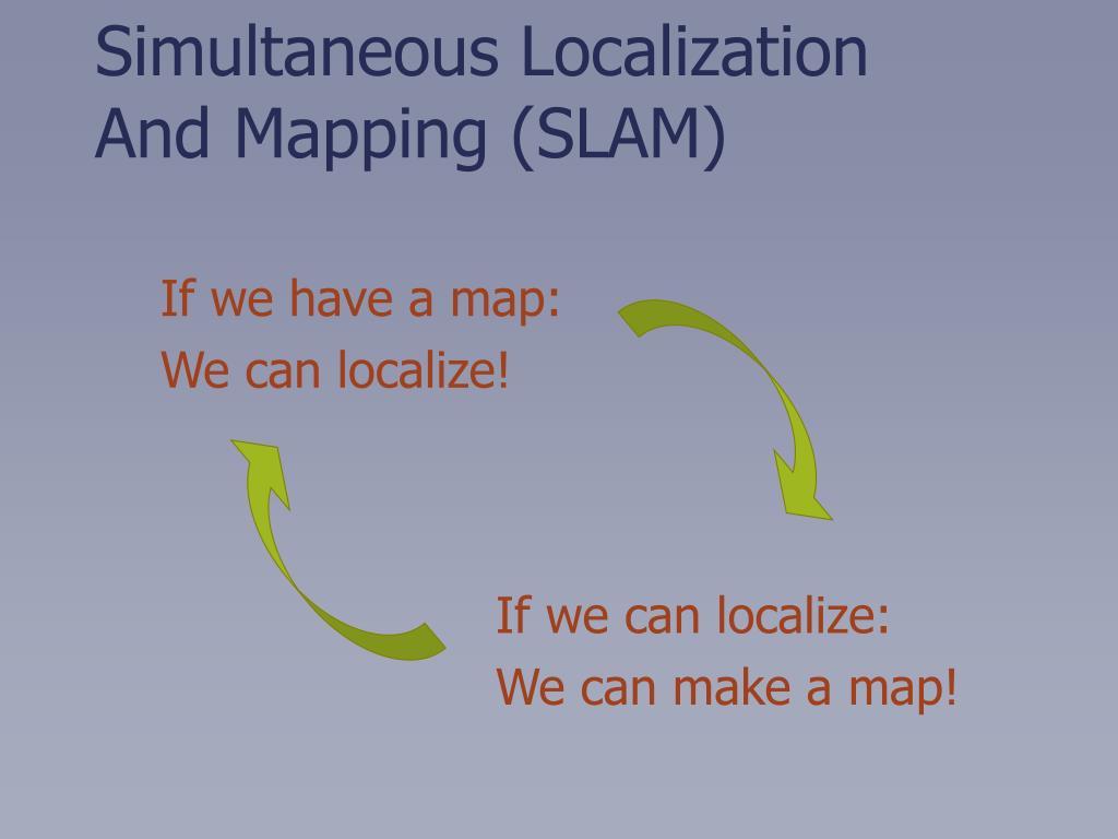 Simultaneous Localization