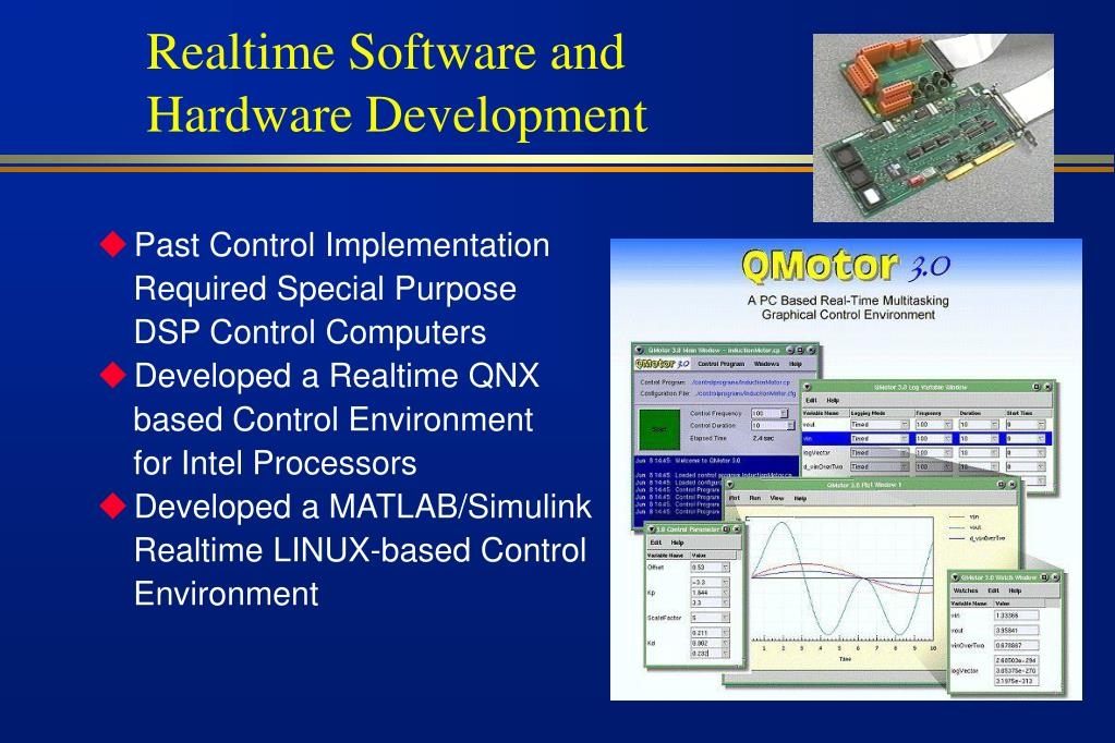 Realtime Software and