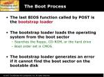 the boot process32