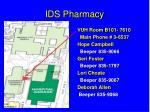 ids pharmacy