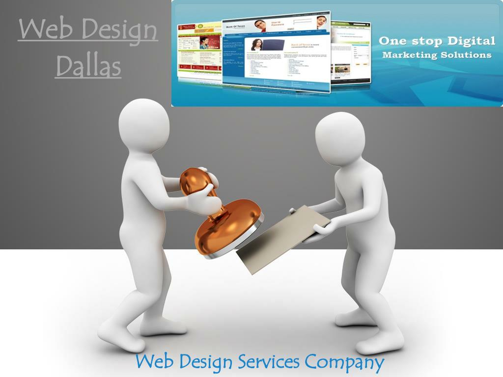 web design dallas l.