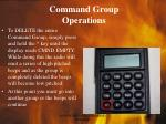 command group operations25